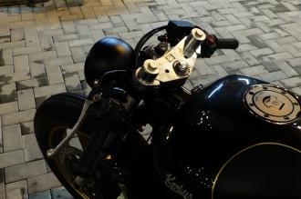 KERKUS HONDA CB400 CR